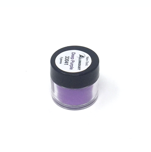 Colouring Alumidust Powder - Deep Purple - 3gm
