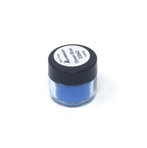 Colouring Alumidust Powder - Ocean Blue - 3gm