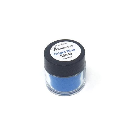 Colouring Alumidust Powder - Bright Blue - 3gm