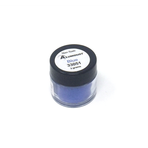 Colouring Alumidust Powder - Blue - 3gm