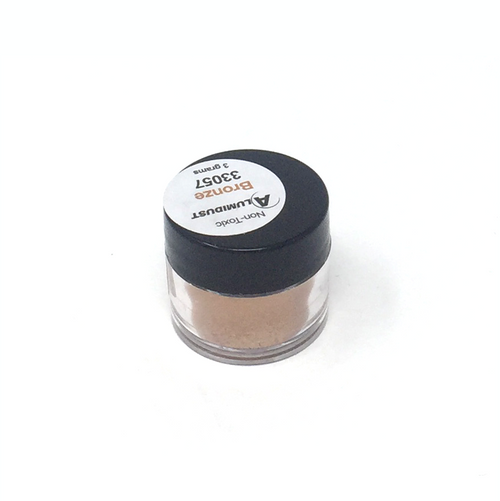 Colouring Alumidust Powder - Bronze - 3gm