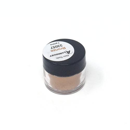 Colouring Alumidust Powder - Bronze - 3gm