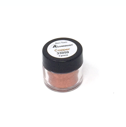 Colouring Alumidust Powder - Copper - 3gm