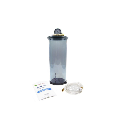 """Cactus Juice Vacuum Stabilising Chamber - 15.2 x 40.6cm (6 x 16"""")"""