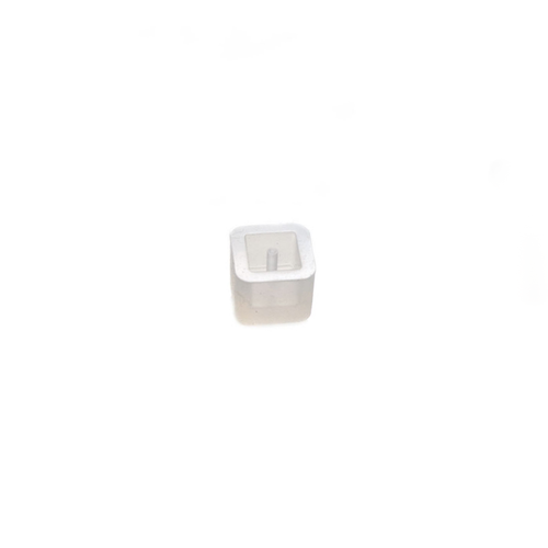 Silicone Resin Mould - Bead Square - Small