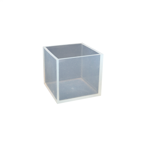 Silicone Resin Mould - Cube 5cm