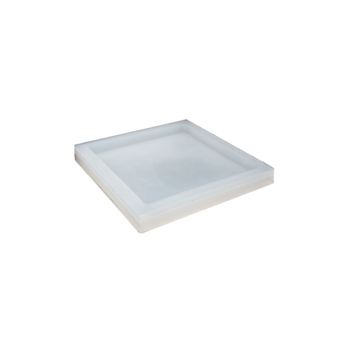 Silicone Resin Mould - Coaster 10cm