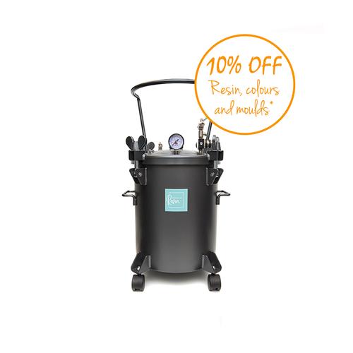 Resin Casting Pressure Pot - 20 litre