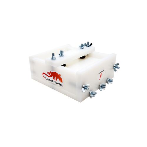 Lizard Blanks Pen Blank Brick Mould - Adjustable Lid