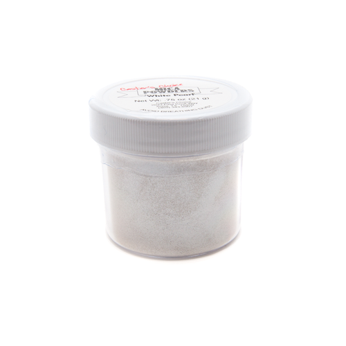 Caster's Choice Mica Powder - White Pearl - 21gm