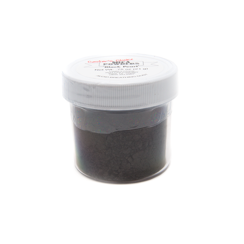 Caster's Choice Mica Powder - Black Pearl - 21gm