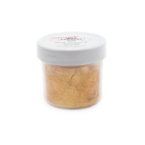Caster's Choice Mica Powder - Gold - 21gm