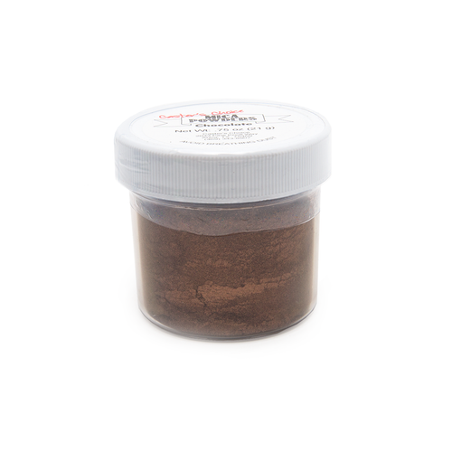 Caster's Choice Mica Powder - Chocolate - 21gm