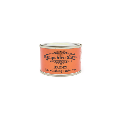 Hampshire Sheen - Bronze Wax
