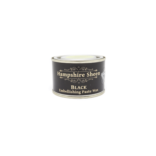 Hampshire Sheen - Black Wax