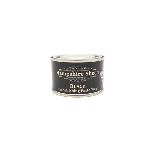 Hampshire Sheen - Black Wax