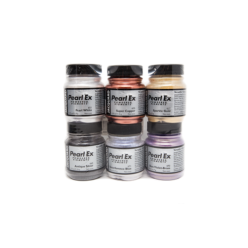 Pearl Ex Sampler Large Set - 6 Colours
