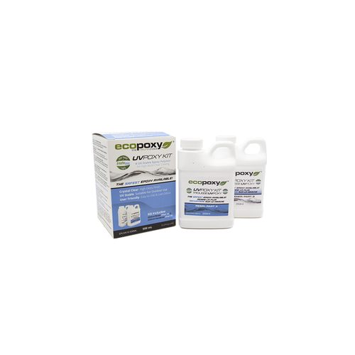 Ecopoxy UVPoxy Resin.
