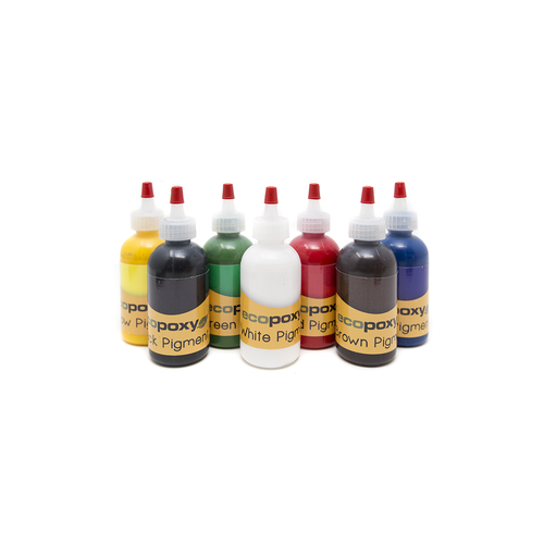 Ecopoxy Colour Dyes