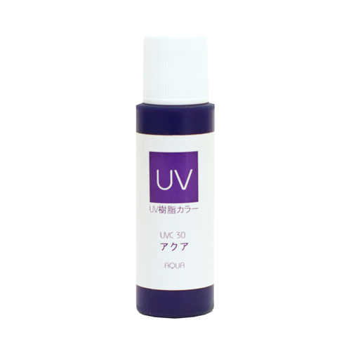 UV Resin Colour Aqua
