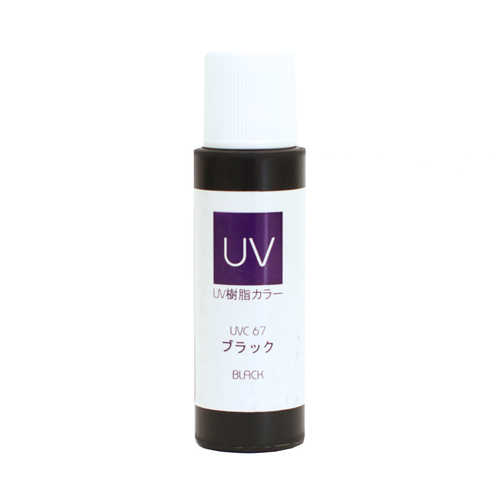 UV Resin Colour Black