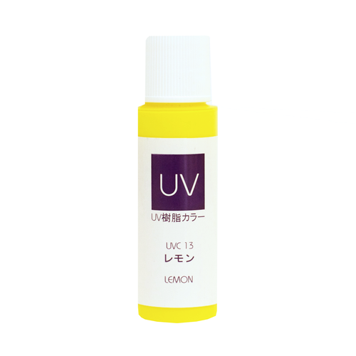 UV Resin Colour Lemon