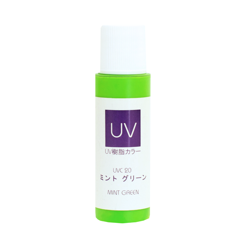 UV Resin Colour Mint Green
