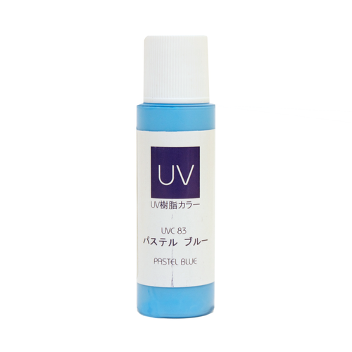 UV Resin Colour Opaque Pastel Blue