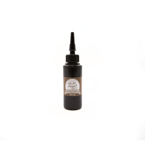 UV Colour Art Resin - Opaque Medium Brown