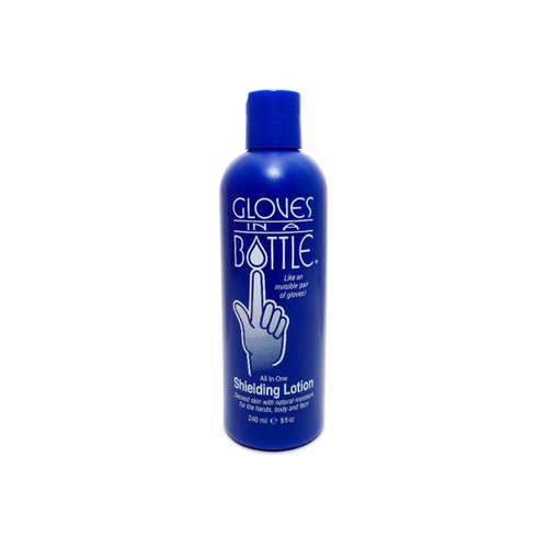 Gloves In A Bottle for moisturising hand protection.
