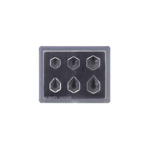 Padico Mini Cut Hexagons Mould for resin