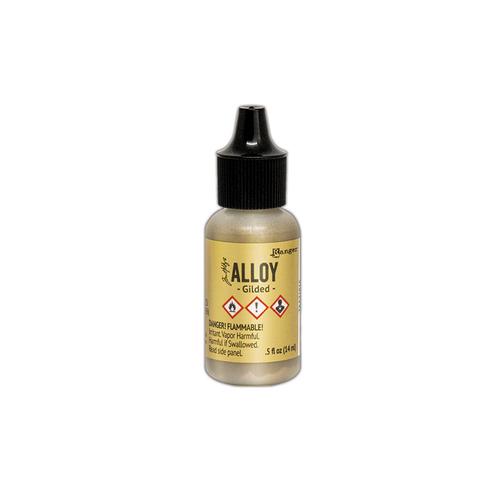 Ranger Ink - Gilded Gold Alloy by Tim Holtz