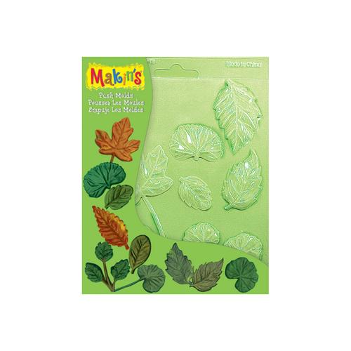 Makins Push Mold Leaves