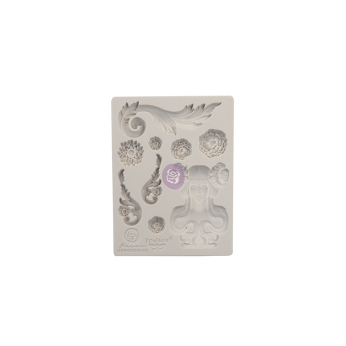 Finnabair Mould by Prima - Imaginarium Fairy Garden 3.5x4.5""