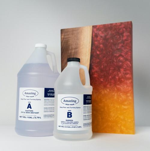 Alumilite Amazing Deep Pour Epoxy Casting Resin 2.5 gallon