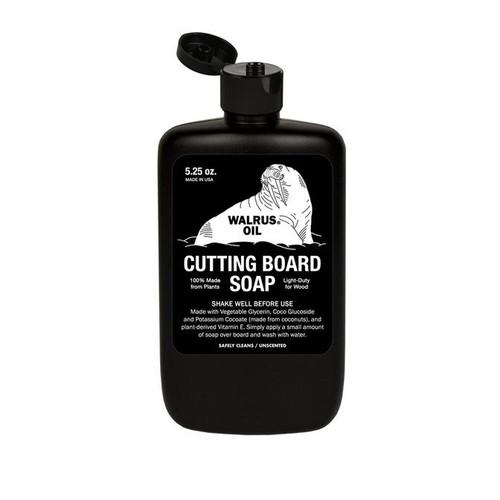 Walrus Oil's Cutting Board Soap - 5.25oz