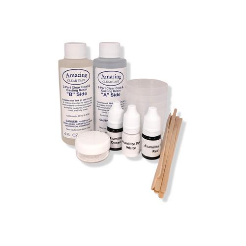 Alumilite Resin Starter Set (Small)