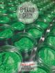 Caster's Choice Mica Powder - Emerald Green - 21gm