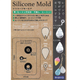 Padico Silicone Mould - 3D Waterdrop