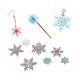 Padico Resin Mould Soft - Snow Crystal