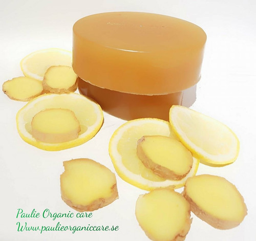 Ginger Natural Soap (5,3 oz)