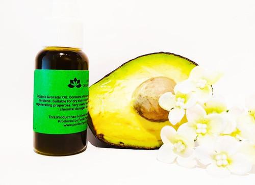 Organic Avocado Oil (1,4 fl oz)