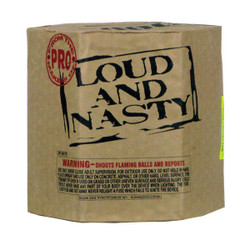 Loudy & Nasty Repeater