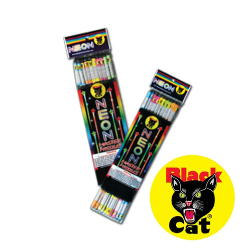 Black Cat Neon Master Missile