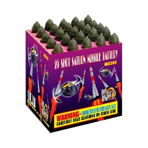 Shot Saturn Missile Battery Repeater - 25 shot