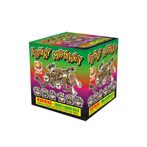 Funky Monkey Repeater - 20 Shot