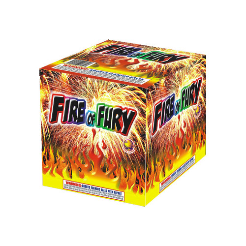Fire of Fury Repeater - 12 Shot