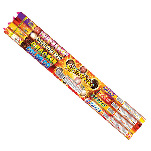 Super Assorted Roman Candles
