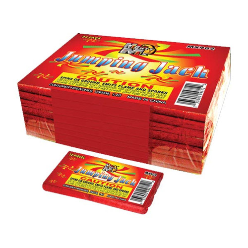 Jumping Jacks Firecrackers - Brick