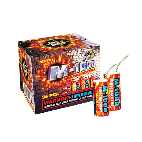 M-1000 Cracker (in box)